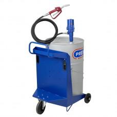 Система раздачи масла, стационарная, труба 870, 200/220 л емкость