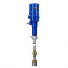 Пневматический  насос 3:1, коммерческое исполнение, труба 1200, для резервуаров