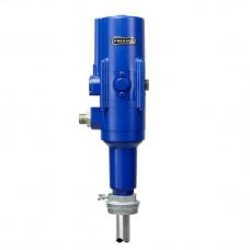 Пневматический  насос 5:1, труба 570;  60 л емкость