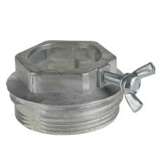 Переходник на бочку для трубы Ø 40 мм