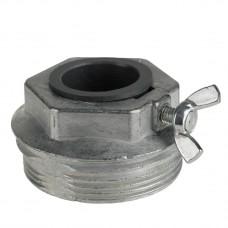 Переходник на бочку для трубы Ø 27,5 мм