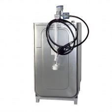 PREMAxx компактная установка для дизтоплива 1000 л, авт.пист., 220 В, 52 л/мин, 4 м шланг, счетчик