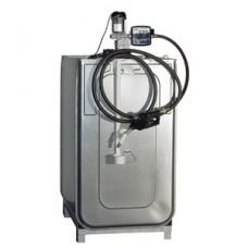 ROTAxx компактная установка для дизтоплива 1000 л, авт.пист., 220 В, 50 л/мин, 4 м шланг, счетчик
