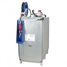 Компактная установка,  1000 л, насос для масла 220 В, катушка 10м