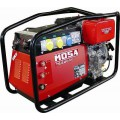 Агрегат сварочный, универсальный, дизельный - MOSA TS 200 DS/CF