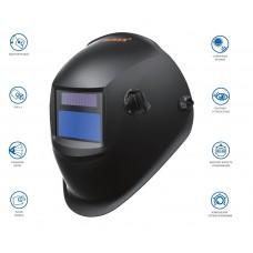 Сварочная маска с автоматическим светофильтром Tecmen ADF - 715S 9-13 TM15 Черная