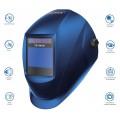 Сварочная маска с автоматическим светофильтром Tecmen ADF - 815S 5-13 TM16 Синяя
